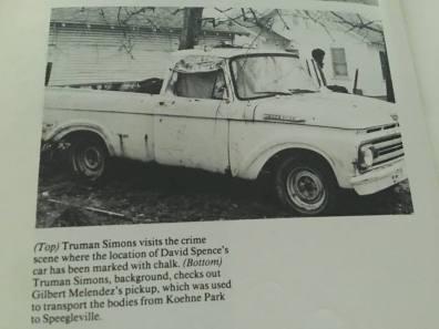 Gilbert's truck